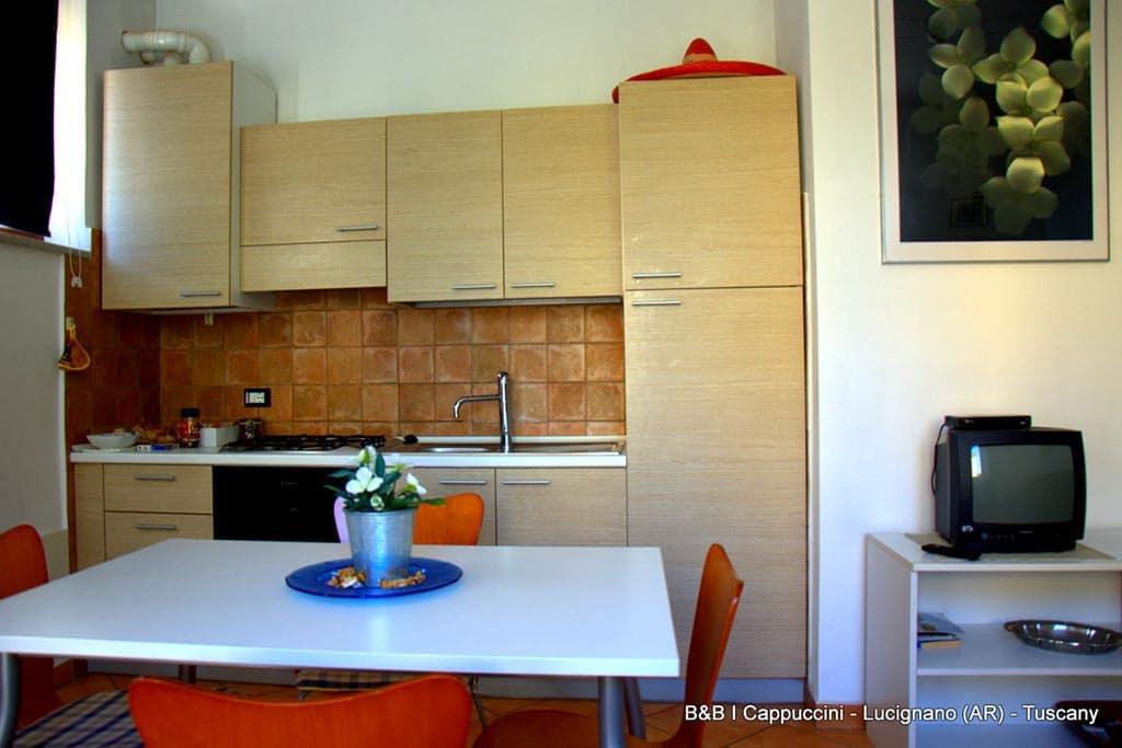 B&B in toscana per famiglie B&B I Cappuccini, appartamenti