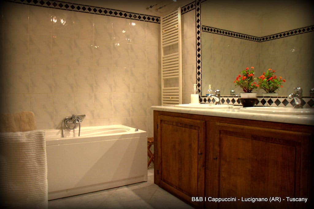 B&B in toscana per famiglie B&B I Cappuccini, appartamento Leonardo