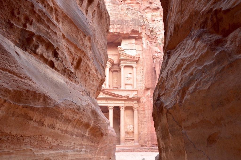 Ingresso di Petra