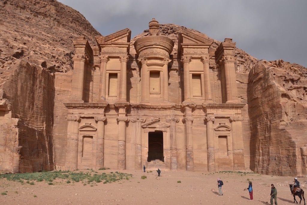 Petra: il Monastero