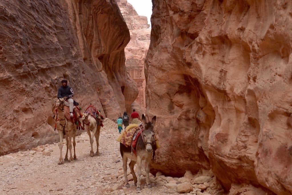 Folclore a Petra