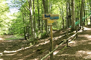 Parco avventura Cerwood, recensione