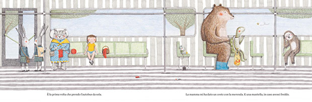recensione-libro-cappuccetto-viaggio-autobus2