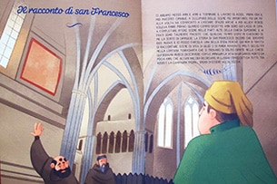 Weekend Assisi con bambini, libro i maestri dell'arte, Giotto