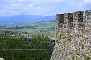 Weekend nel verde in Toscana, Poppi