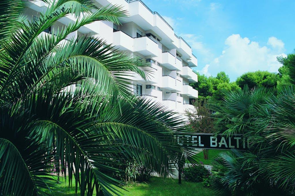 Hotel per bambini Abruzzo mare, Hotel Baltic