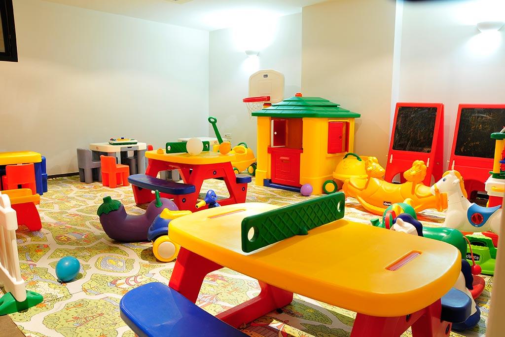 Hotel per bambini Abruzzo mare, Hotel Baltic, sala interna