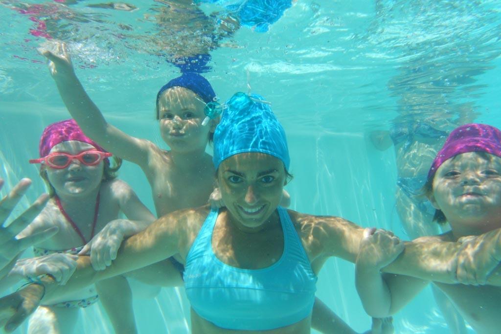 Hotel per bambini Abruzzo mare, Hotel Baltic, nuoto