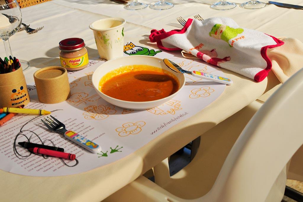 Hotel per bambini Abruzzo mare, Hotel Baltic, pappe
