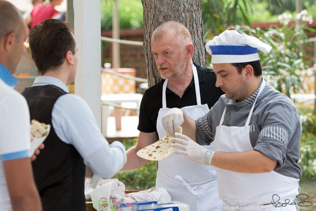 Hotel per bambini Abruzzo mare, Hotel Baltic, buffet