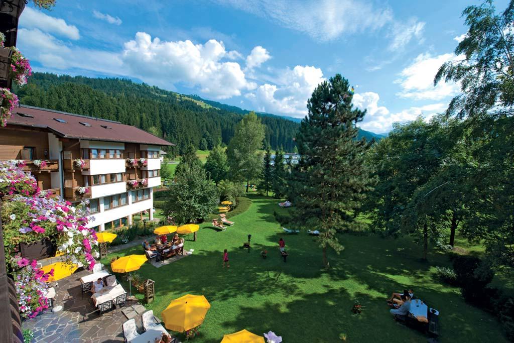 Hotel Austria Tirolo Con Piscina