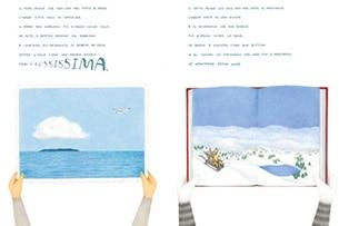 Le vacanze del topo che non c'era, libro per bambini
