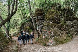 Parchi Liguria bambini, Parco Portofino scuola natura