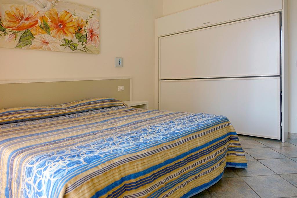 Residence per famiglie in Liguria, Residence Greco & Linda, camera