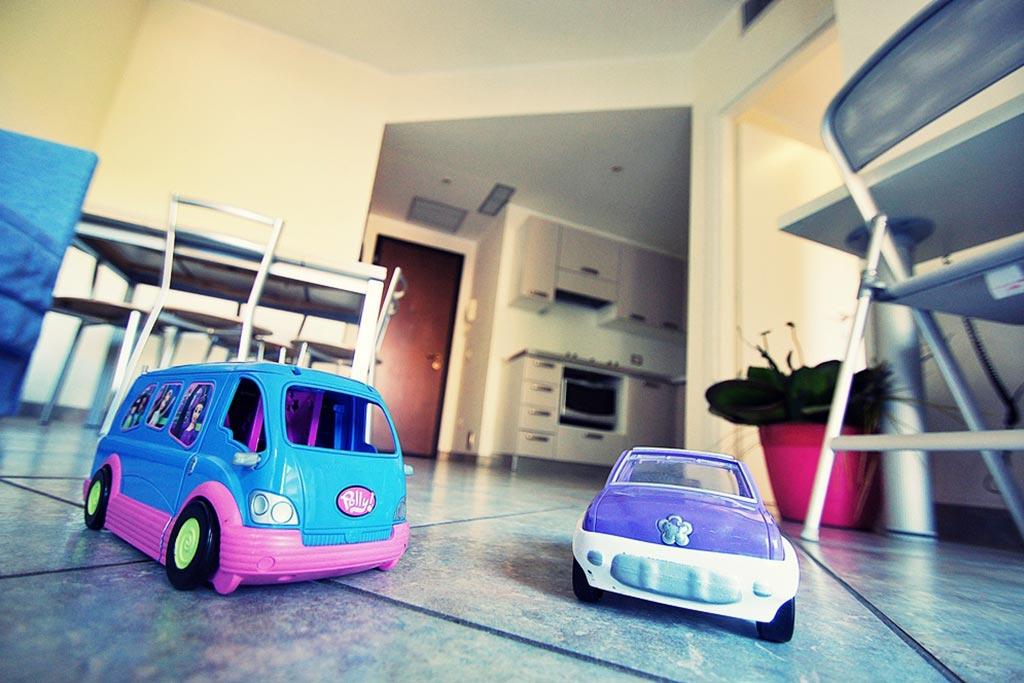 Residence per famiglie in Liguria, Residence Greco & Linda, appartamenti