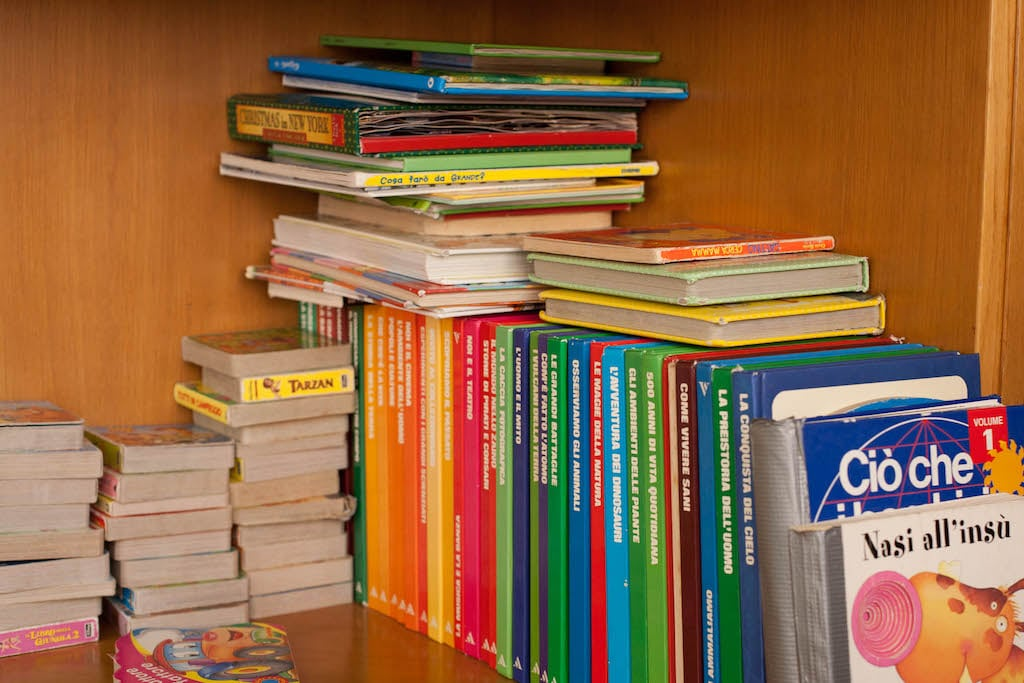 Residence per famiglie in Liguria, Residence Greco & Linda, libri