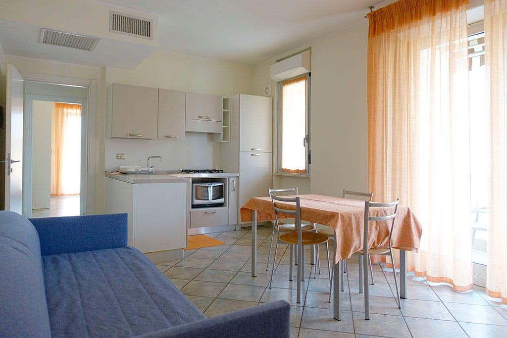 Residence per famiglie in Liguria, Residence Greco & Linda