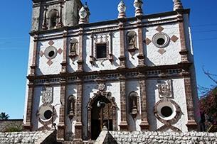 Baja California missioni gesuitiche