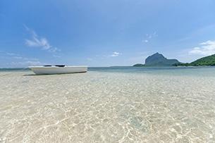 Mauritius con bambini, acque cristalline