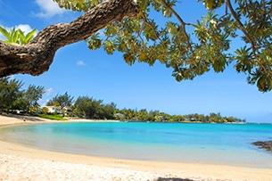Mauritius con bambini, costa orientale