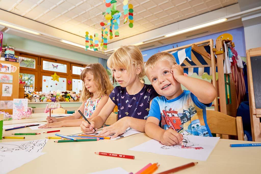 Hotel per bambini Carinzia, Hote Die Post attività bambini