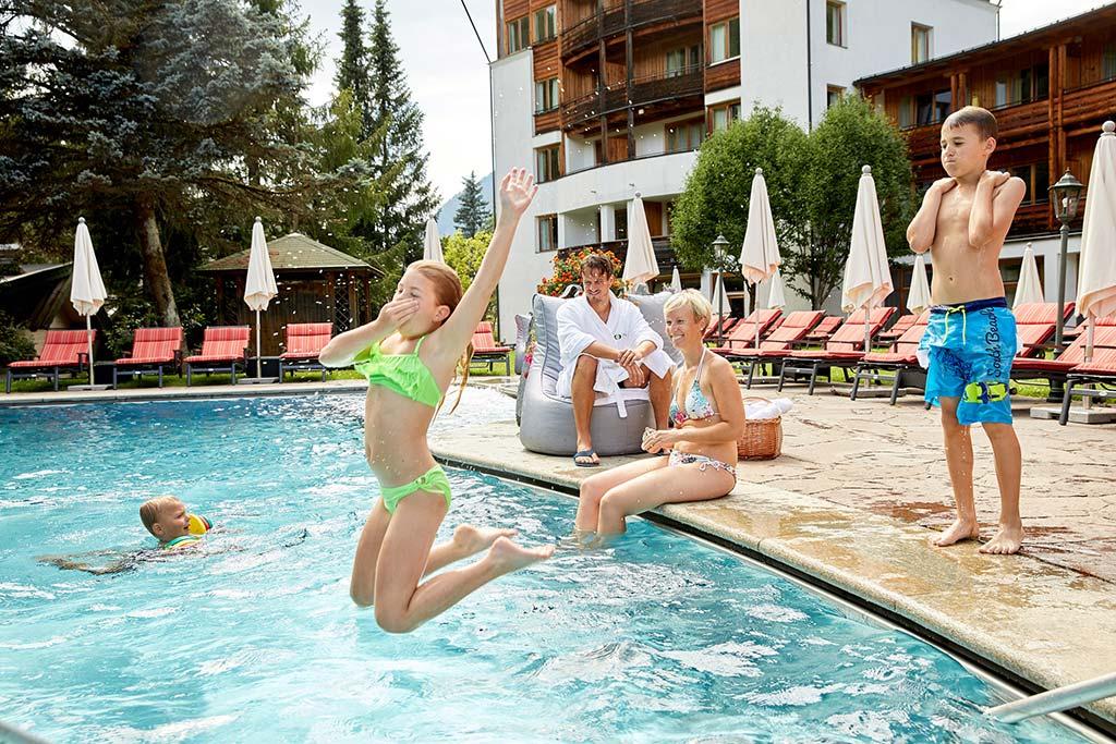 Hotel per bambini Carinzia, Hote Die Post