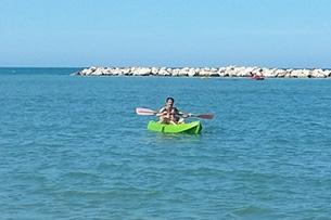 Molise mare con bambini, Campomarino