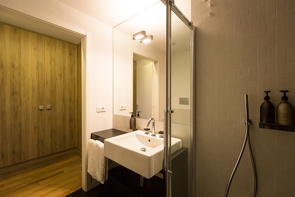 Family hotel Monte rosa, Hotel Mirtillo Rosso, bagno