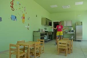 Relais Masseria le Cesine, masseria del Salento per bambini