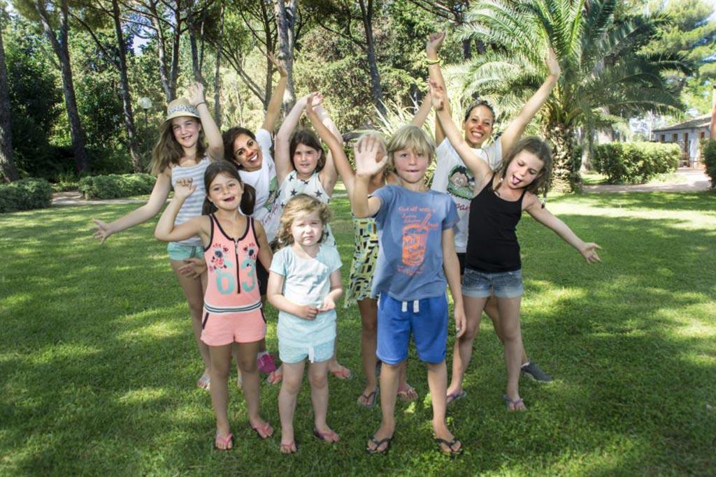 Camping Village le Capanne, campeggio per famiglie in Toscana a Marina di Bibbona, bambini