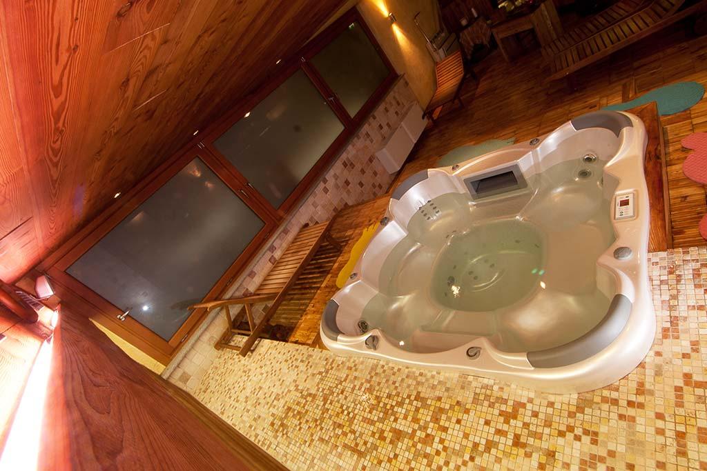 Hotel per famiglie Val d'Aosta, Hotel Zerbion idromassaggio
