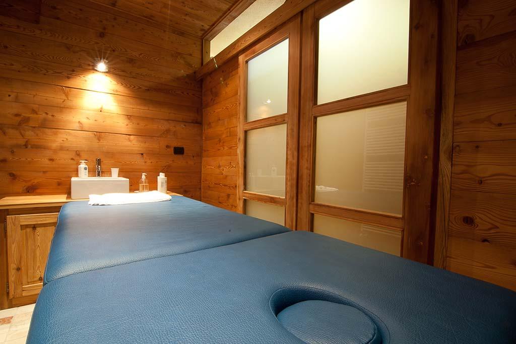 Hotel per famiglie Val d'Aosta, Hotel Zerbion massaggi