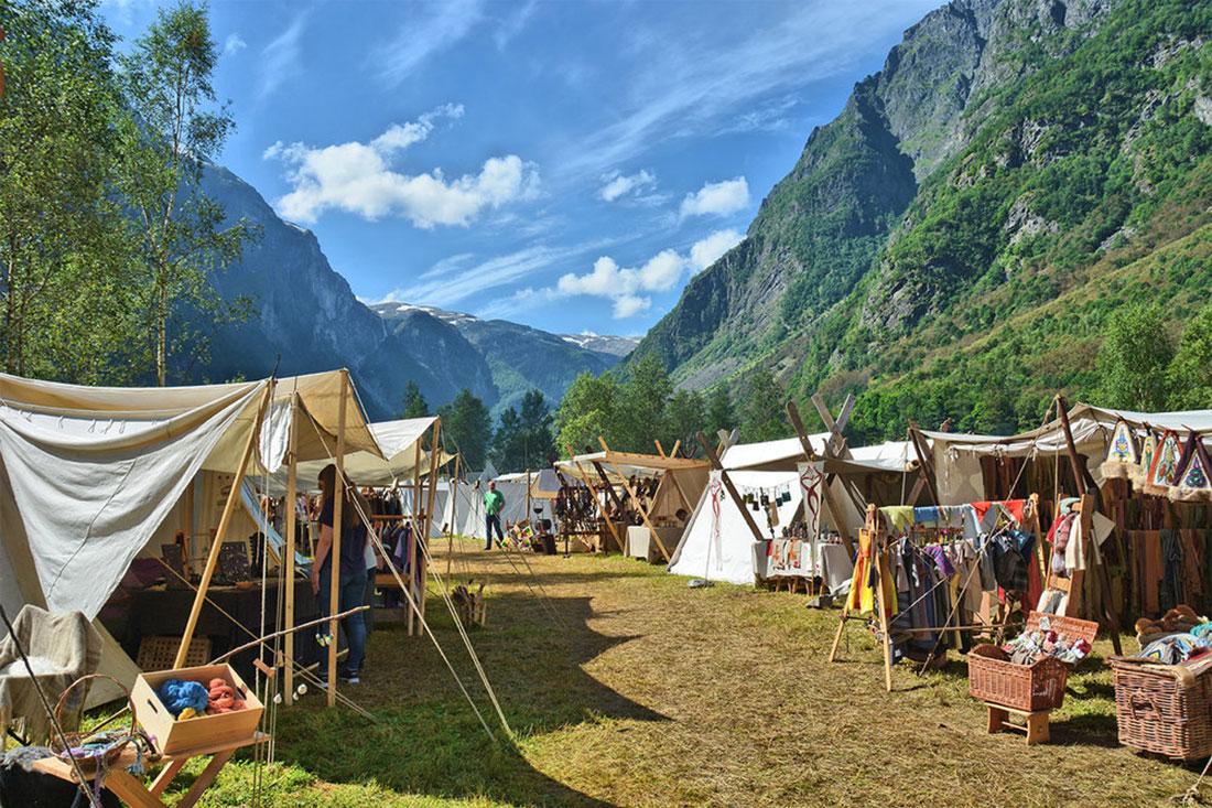 vichinghi-norvegia-villaggio