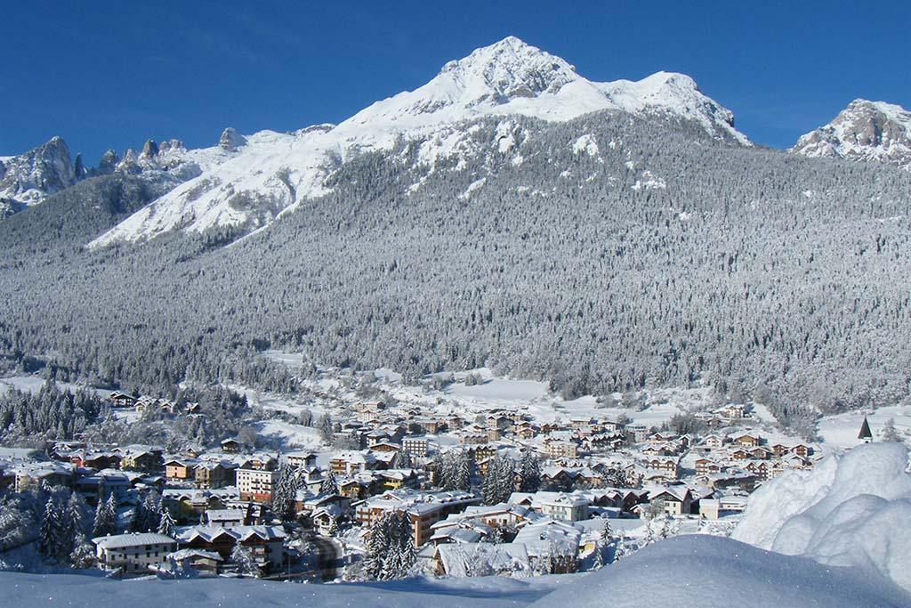 Family hotel Andalo, Hotel Alpino, inverno