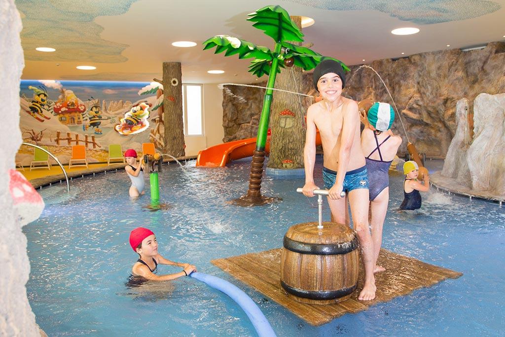Family hotel Andalo, Hotel Alpino, acqua park