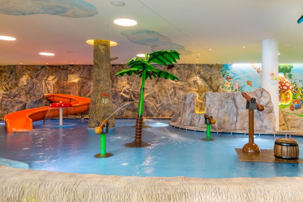 Family hotel Andalo, Hotel Alpino, laguna