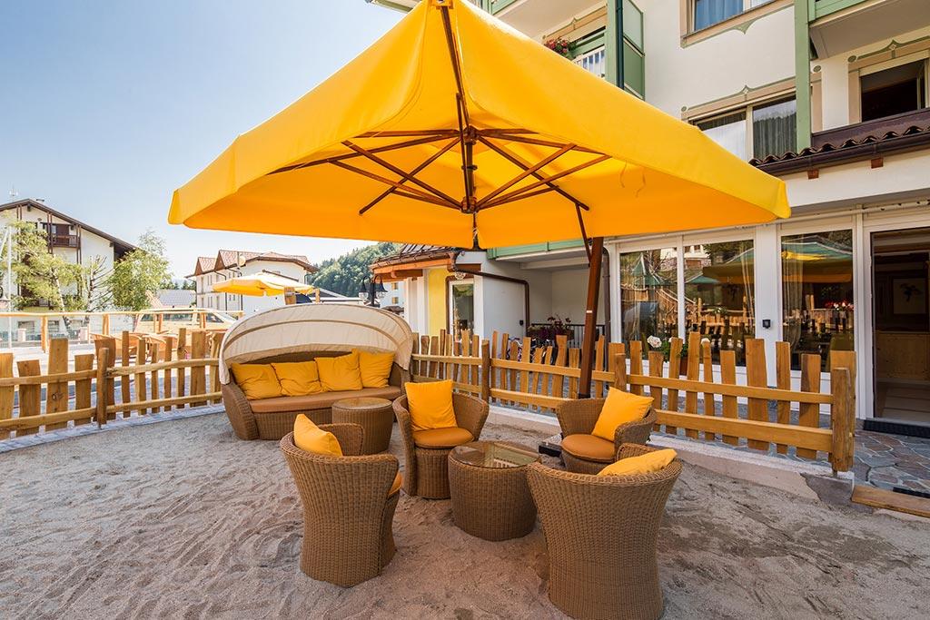 Family hotel Andalo, Hotel Alpino, relax