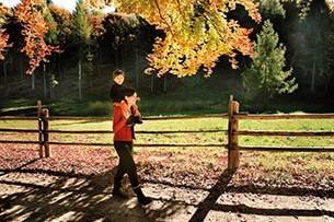 Weekend in autunno in Trentino