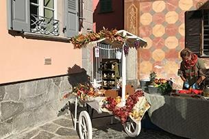 Treno del Foliage, Borgo di Santa Maria Maggiore