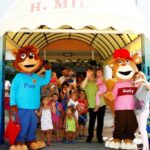 Hotel per bambini vicino Cesenatico, Hotel Milord, mascotte