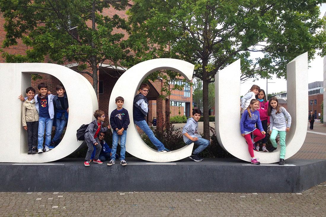 Corsi inglese per famiglie Irlanda: la vacanza studio Englishforfamily