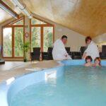 Hotel per famiglie Val di Fiemme, Hotel Sole a Bellamonte, piscina