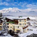 Hotel per famiglie vicino Innsbruck, Hotel Seppl, inverno