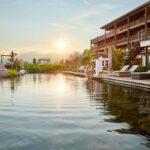 Hotel 5 stelle vicino Merano, Hotel Chalet Mirabell, esterni