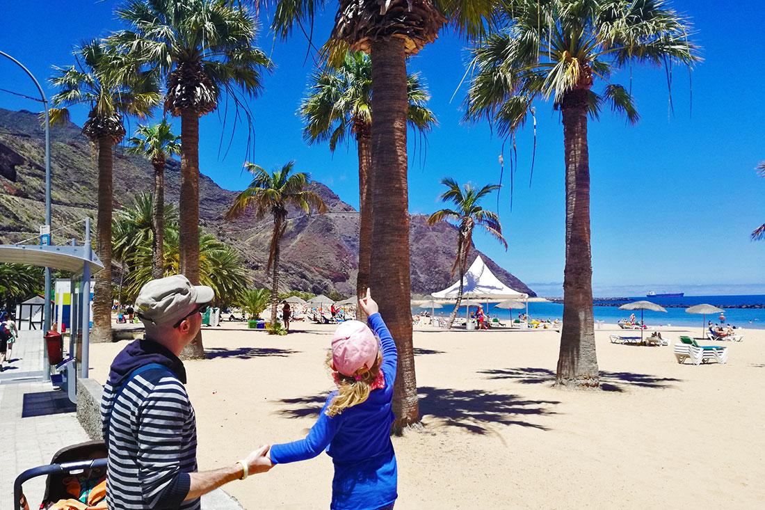 Vacanze a Tenerife con bambini, spiagge paradisiache e ...