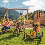 Hotel Serena, hotel per bambini ad Andalo, divertimento in estate
