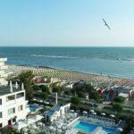 Hotel Promenade a Cesenatico per bambini, panoramica