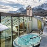 Family Hotel Cavallino Bianco San Candido, per bambini in Val Pusteria, wellness panoramico