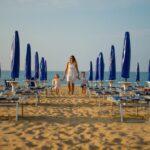 Family Hotel Germania a Jesolo Lido, spiaggia