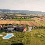 Valle di Assisi Hotel & Spa Resort per famiglie, panoramica